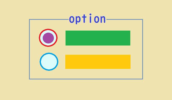 【Excel】オプションボタンの作り方