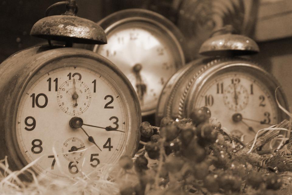 過去や未来で悩む時は「今」に集中する