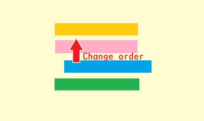【WordPress】カテゴリーの順番を変更するプラグイン ~Category Order and Taxonomy Terms Orderの使い方~