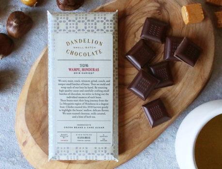 【ホッとしたいときに】サンフランシスコ発のダンデライオン・チョコレート
